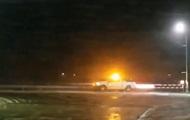 Непогода в США заблокировала трассы и аэропорт