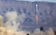Миллиардер Безос запустил необычную ракету