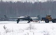 Появилось фото 20-тонного российского беспилотника Охотник