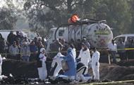 Взрыв в Мексике: число жертв возросло до 107 человек