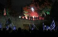В Афинах массовые беспорядки: задержаны более 130 человек