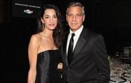 От Джорджа Клуни ушла жена
