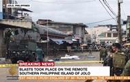 На Филиппинах произошли взрывы в церкви: 19 жертв