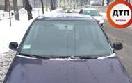 В Киеве за рулем Volkswagen умер мужчина