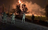 В Мексике число жертв взрыва бензопровода возросло до 115 человек