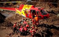 Жертвами прорыва дамбы в Бразилии стали 65 человек