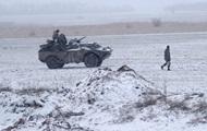 На Донбассе за сутки пять обстрелов, потерь нет