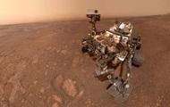 Марсоход Curiosity прислал новое