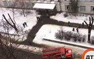 В Киеве из-за пожара эвакуировали школу