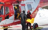 В Польше шесть туристов попали под лавину
