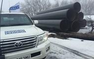 Сепаратисты не пустили патруль ОБСЕ в Горловку