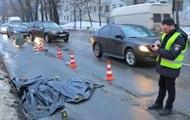 В Киеве водитель грузовика сбил насмерть пенсионерку и скрылся