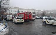 В Киеве неизвестные сообщили о минировании больницы