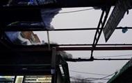 В Полтаве от снега обрушилась крыша рынка