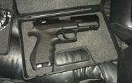 СБУ изъяла 18 пистолетов у торговцев оружием