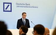 Deutsche Bank получил прибыль впервые за четыре года