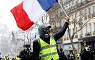 Протесты в Париже: 30 задержанных