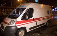 В Киеве произошла новая смерть водителя за рулем