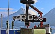 В Австрии на авиашоу разбился самолет