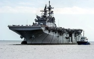 США перебросят в Японию новейший десантный корабль