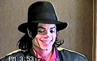 Показано неизвестное видео допроса Майкла Джексона