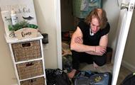 Студентка нашла в доме незнакомца в своей одежде