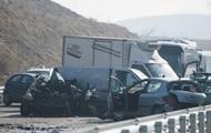 Масштабное ДТП в Болгарии: столкнулись 30 авто