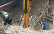 В центре Киева десятки зданий остались без отопления и горячей воды