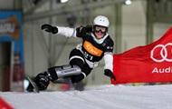 Данча выиграла серебро чемпионата мира по сноуборду