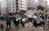 В Стамбуле обрушилась многоэтажка, есть жертвы