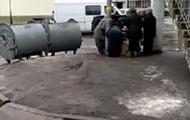 В Киеве пенсионеры подрались за