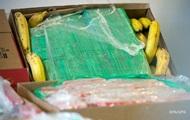 В Украину завезли рекордное количество бананов