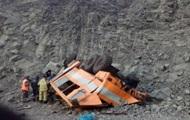 В РФ автобус упал в обрыв, есть погибшие