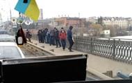 В Виннице пьяная женщина прыгнула с моста