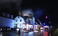 В Германии на пожаре жилого дома погибли пять человек