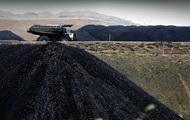 Запасы угля в Украине выросли на 15%