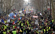 """Во Франции """"желтые жилеты"""" готовятся к новой акции протеста"""