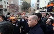 Обрушение дома в Стамбуле: количество жертв достигло 17 человек