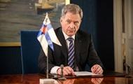 Президенту Финляндии предстоит операция