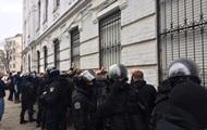 Итоги 09.02: Штурм полиции и отбор на Евровидение