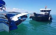 В Таиланде в аварии двух судов пострадали дети-туристы