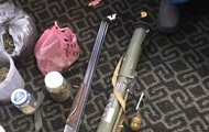 Житель Харьковской области хранил дома боеприпасы и наркотики