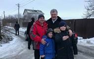 Геращенко рассказала, как Порошенко из кортежа услышал плач ребенка