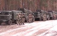 Украинские военные отработали применение Ураганов