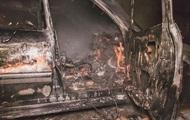 В полиции отреагировали на поджог авто депутата Киевсовета