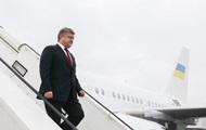 Визит Порошенко в Молдову перенесли на неопределенный срок