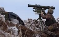 Военные показали, как стреляют из ПТРК Корсар