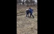 В Кривом Роге пятиклассники сняли видео избиения