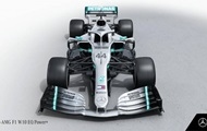 Mercedes представил болид нового сезона