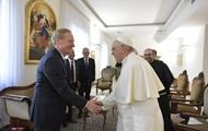 Папа Римский обсудил с Microsoft искусственный интеллект